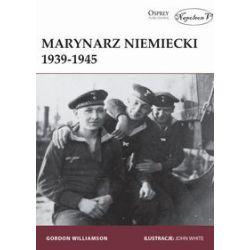 Marynarz niemiecki 1939-1945 - Gordon Williamson - Książka