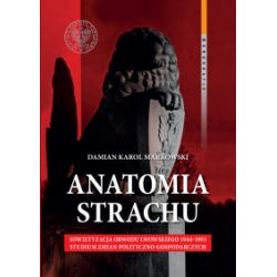 Anatomia strachu - Damian Karol Markowski - Książka