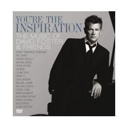 You're The Inspiration, CD + DVD - David Foster - Płyta CD + DVD