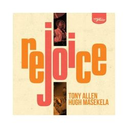 Rejoice, CD - Tony Allen, Hugh Masekela - Płyta CD
