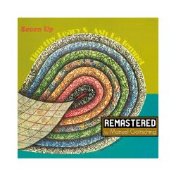 Seven Up, CD - Ash Ra Tempel - Płyta CD