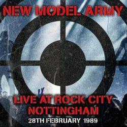 Live At Rock City Nottingham 1989