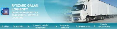 Sklep internetowy tacho.shop.com.pl - sprzęt i oprogramowanie dla transportu, spedycji i logistyki