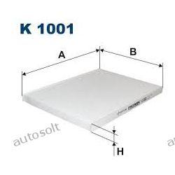 FILTR PYLKO OPEL OME K1001