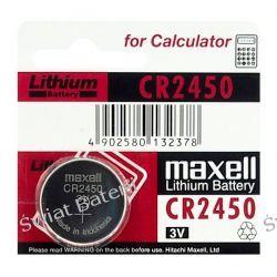 bateria litowa Maxell CR2450