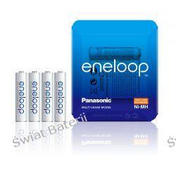 Akumulatorek Panasonic Eneloop R03 AAA 800mAh BK-4MCCE/4BE - 1 sztuka