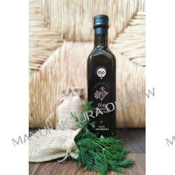 Olej Rzepakowy o smaku kopru tłoczony na zimno, 100 % naturalny, 0,25 l