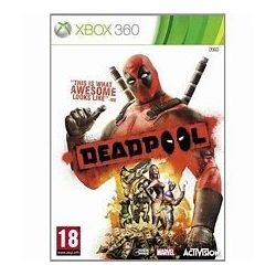 Deadpool XBOX 360 ( Xbox 360) - Marvel