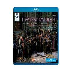 I Masnadieri (brak polskiej wersji językowej) ( Blu-ray Disc) -