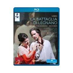 La Battaglia di Legnano (brak polskiej wersji językowej) ( Blu-ray Disc) -