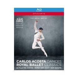 La Fille Mal Gardee/Romeo & Juliet/Don Quixote (brak polskiej wersji językowej) ( Blu-ray Disc) -
