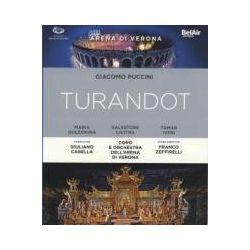 Turandot (brak polskiej wersji językowej) ( Blu-ray Disc) -