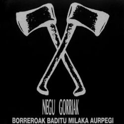 Borreroak Baditu Milaka Aurpegi - Negu Gorriak