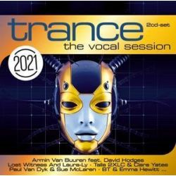 Trance: The Vocal Session 2021 - Various