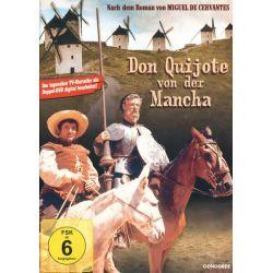 Don Quijote von der Mancha [2 DVDs] - Josef Meinrad, Roger Carrel