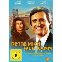 Rette mich, wer kann [2 DVDs] - Helmut Fischer, Kurt Sowinetz, Gertraud Jesserer, Gundi Ellert, Ilse Neubauer