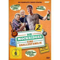 Die Mockridges - Eine Knallerfamilie - Staffel 2 - Luke Mockridge, Jeremy Mockridge, Bill Mockridge, Margie Kinsky, Anna Stieblich