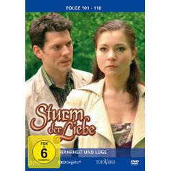 Sturm der Liebe - Staffel 11/Episoden 101-110 [3 DVDs] - Henriette Richter-Röhl, Gregory B. Waldis, Claudia Wenzel, Judith Hildebrandt, Dirk Galuba