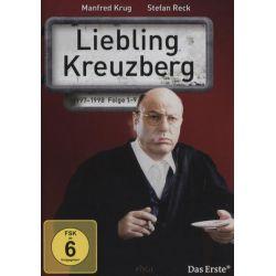 Liebling Kreuzberg - Folge 01-09 [3 DVDs] - Manfred Krug, Stefan Reck, Corinna Genest, Anja Franke, Roswitha Schreiner