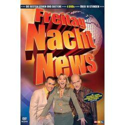 Freitag Nacht News - Die besten Szenen [4 DVDs] - Henry Gründler, Ruth Moschner