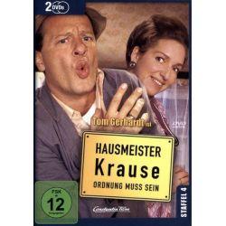 Hausmeister Krause - Staffel 4 [2 DVDs] - Tom Gerhardt, Axel Stein, Janine Kunze, Irene Schwarz