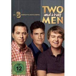 Two and a Half Men - Mein cooler Onkel Charlie - Staffel 8 [2 DVDs] - Charlie Sheen, Jon Cryer, Angus T. Jones, Marin Hinkle, Conchata Ferrell