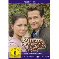 Sturm der Liebe - Staffel 08/Episoden 71-80 [3 DVDs] - Henriette Richter-Röhl, Wayne Carpendale, Gregory B. Waldis, Simone Heher, Claudia Wenzel