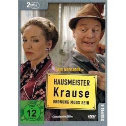 Hausmeister Krause - Staffel 8 [2 DVDs] - Tom Gerhardt, Axel Stein, Janine Kunze
