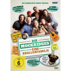 Die Mockridges - Eine Knallerfamilie - Staffel 1 - Luke Mockridge, Jeremy Mockridge, Bill Mockridge, Margie Kinsky, Anna Stieblich