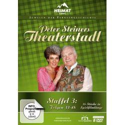 Peter Steiners Theaterstadl - Staffel 3/Folgen 33-48 [8 DVDs] - Peter Steiner, Gerda Steiner