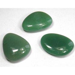 AWENTURYN - kamień płaski 1szt. Skamieliny, minerały i muszle