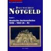 Deutsches Notgeld 1 + 2 Grabowski Hans Ludwig Mehl Manfred