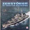 Zerstörer im Zweiten Weltkrieg Whitley M J Motorbuch Verlag niszczyciele