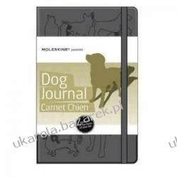 Dog Moleskine Passion Journal Projektowanie i planowanie ogrodu
