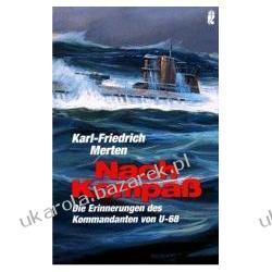 Nach Kompaß Die Erinnerungen des Kommandanten von U-68 Merten Karl-Friedrich Projektowanie i planowanie ogrodu