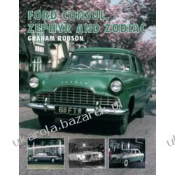 Ford Consul, Zephyr and Zodiac Robson Graham Projektowanie i planowanie ogrodu