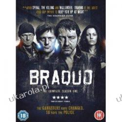Braquo - Series 1 DVD Projektowanie i planowanie ogrodu
