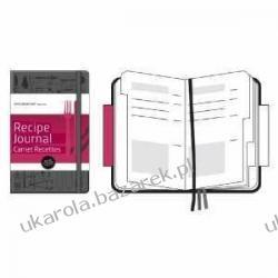Moleskine Passions Recipe Journal notatnik dla lubiących gotować