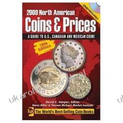 2009 North American Coins & Prices: A Guide to U.S., Canadian and Mexican Coins With DVD David C. Harper