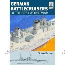 Shipcraft 22 German Battlecruisers Projektowanie i planowanie ogrodu