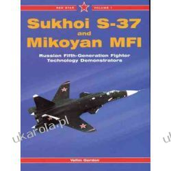 Sukhoi S-37 and Mikoyan MFI: Russian Fifth-generation Fighter Demonstrators (Red Star) Projektowanie i planowanie ogrodu
