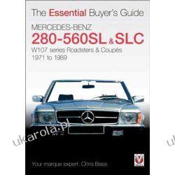 Mercedes-Benz 280SL-560SL Roadsters (Essential Buyer's Guide) (Essential Buyer's Guide) (Essential Buyer's Guide Series)
