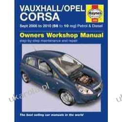 Vauxhall/Opel Corsa Petrol and Diesel Service and Repair Manual: 2006 to 2010 (Haynes Service and Repair Manuals)