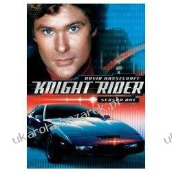 Knight Rider Season One Nieustraszony Sezon I, Filmy DVD i Blu-ray