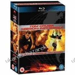 Mission Impossible Ultimate Missions Collection (Mission Impossible / Mission Impossible II / Mission Impossible III) [Blu-ray] Projektowanie i planowanie ogrodu