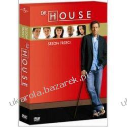 Dr. House sezon 3 5DVD Projektowanie i planowanie ogrodu