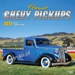 Kalendarz Classic Chevy Pickups 2015 18-Month Calendar Projektowanie i planowanie ogrodu