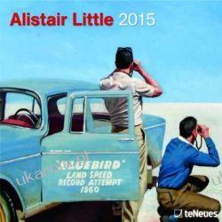 KALENDARZ 2015 Alistair Little Calendar Projektowanie i planowanie ogrodu
