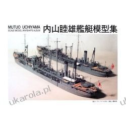Scale Model Warships Album Mutuo Uchiyama