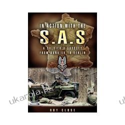 In Action with the SAS (Hardback)